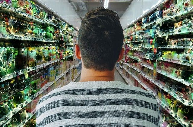 Grocery Store Aisles COVID-19