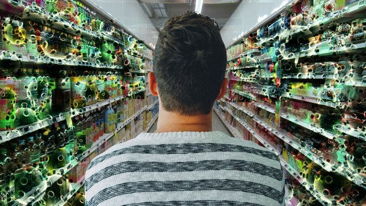 Study Covid 19 Particles From An Infected Person Stay On Grocery Store Aisles For 2 Days Dkoding