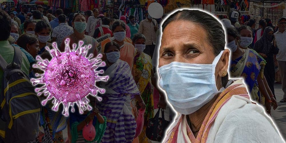 Coronavirus Scare Forces India Lockdown _ In Pictures