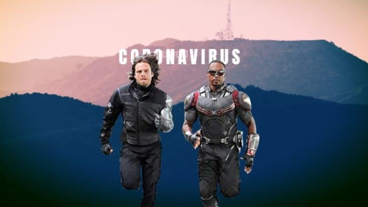 Coronavirus threatens Marvel's Falcon And The Winter Soldier, TWICE