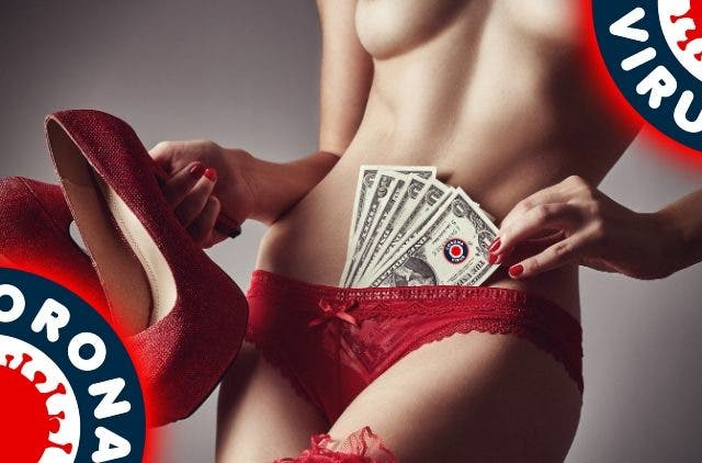 Coronavirus Signals RED LIGHT For Sex-Workers And To The Business Of Prostitution