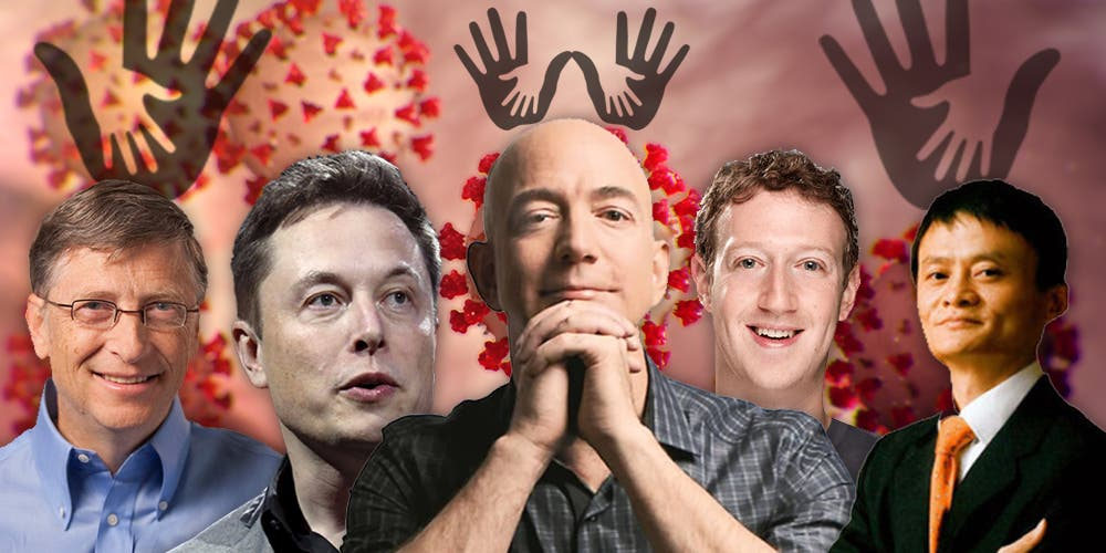 Bill To Elon — Rating The Contributions Of Billionaire Philanthropists To The Coronavirus Crusade