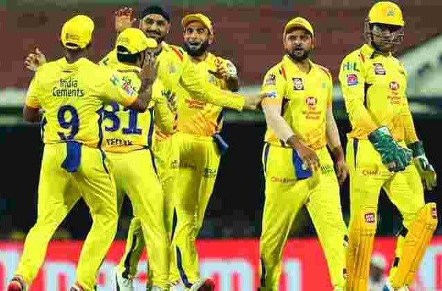 Csk-To-Aim-At-Top-Ipl-2019-Cricket-Sports-DKODING