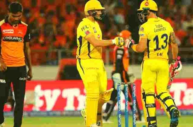 Csk-Vs-Srh-Ipl-2019-Cricket-Sports-DKODING