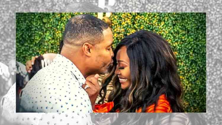 Cynthia-Bailey-Mike-Hill-Engaged-Trending-Today-DKODING