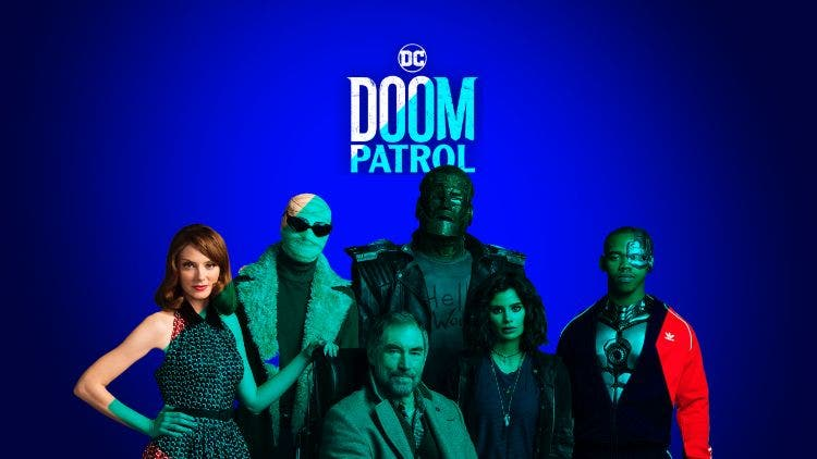 DC's Doom Patrol Will Be Back With A Bang — Season 2 Premiere Date Confirmation