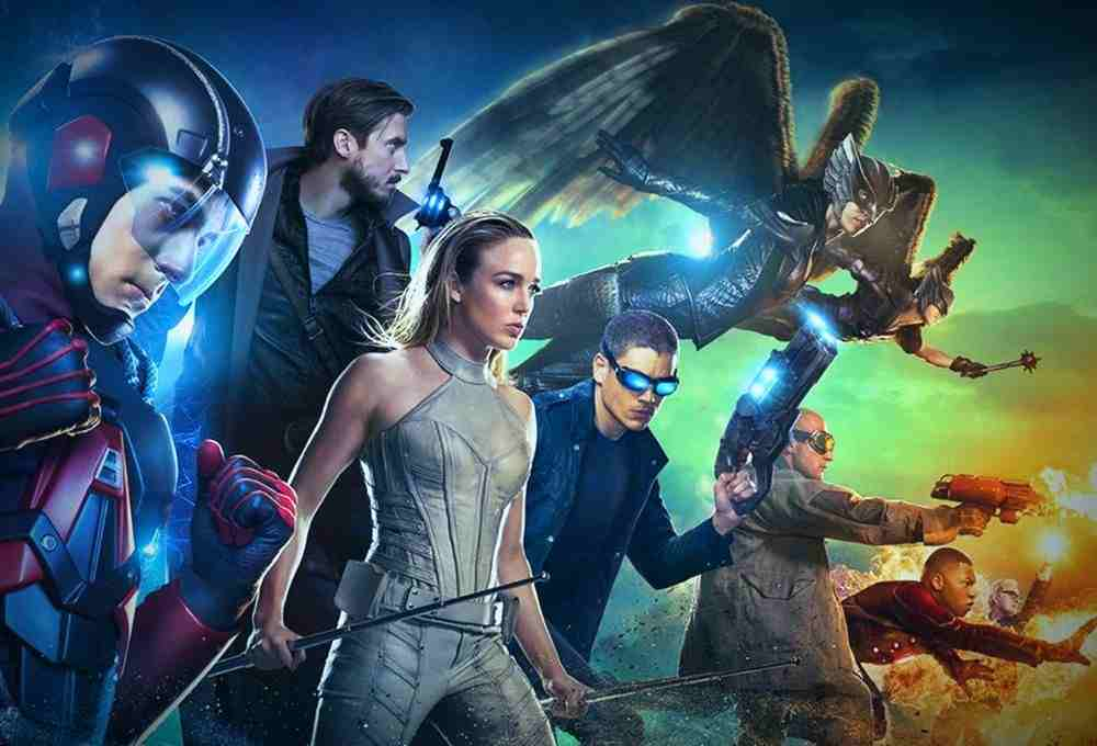DC's Legends of Tomorrow DKODING