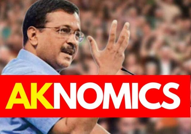 Arvind Kejriwal India Model Of Growth AKNOMICS