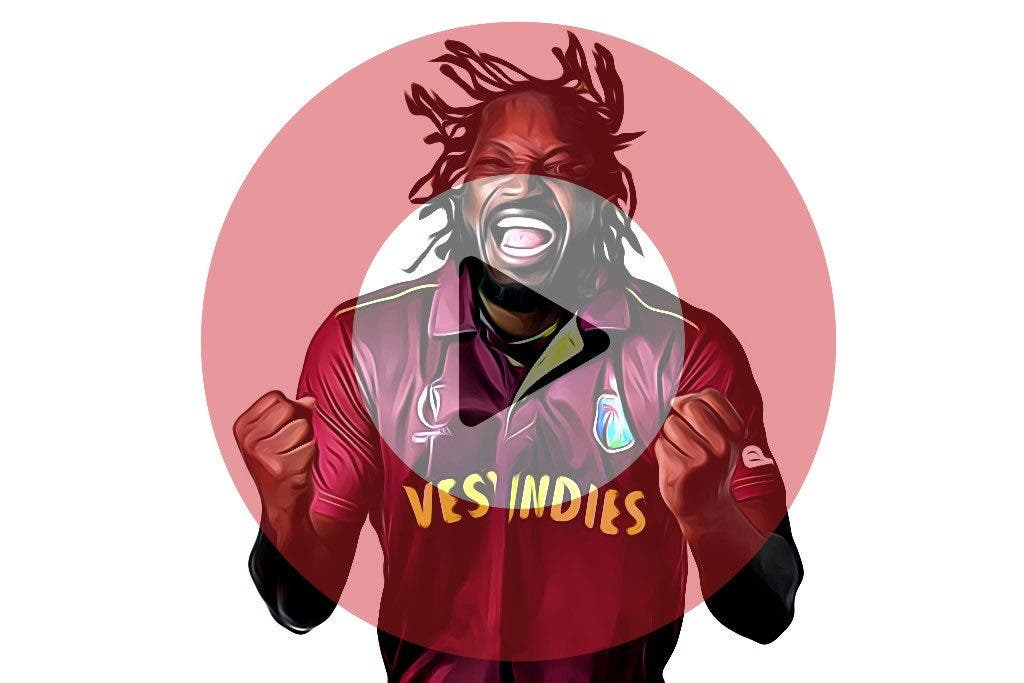DKODING Chris gayle