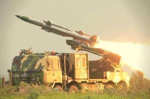 DRDO-Successfully-Test-Fires-New-Version-Of-Akash-Air-Defence-Missile-India-Politics-DKODING