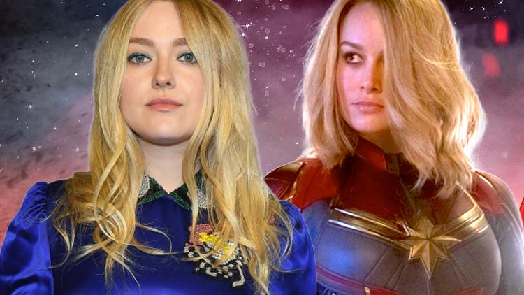 Dakota Fanning To Leave Brie Larson Powerless In Captain Marvel 2