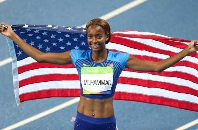 Dalilah-Muhammad-Athlete-Others-Sports-DKODING