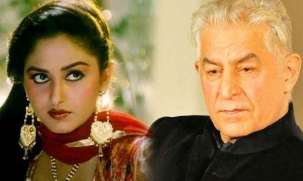 Dalip Tahil lost his control while shooting an intimate scene with Jaya Parda