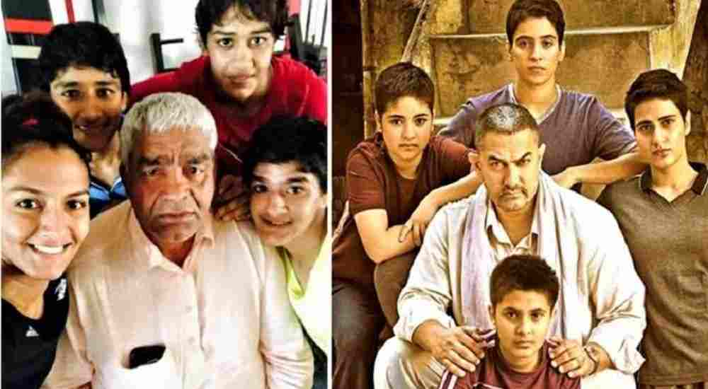 Dangal real heroes paid for the biopic Bollywood DKODING