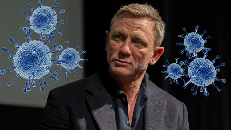 "Daniel Craig suffered Coronavirus-like Symptoms before filming ""No Time to Die""."