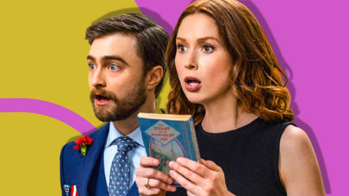 Daniel Radcliffe grabs all eyeballs on the special of 'Unbreakable Kimmy Schmidt