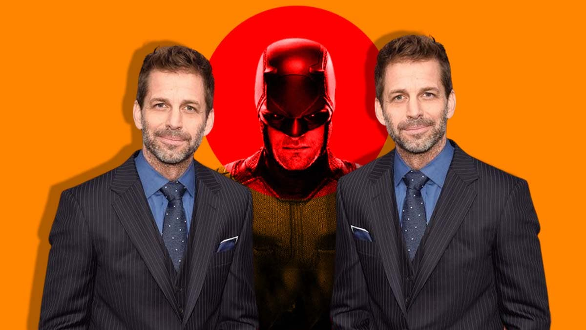 Daredevil to be Zack Snyder's first MCU project
