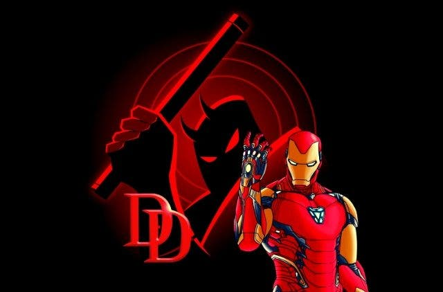 Daredevil Season 4 In Iron Man Avatar