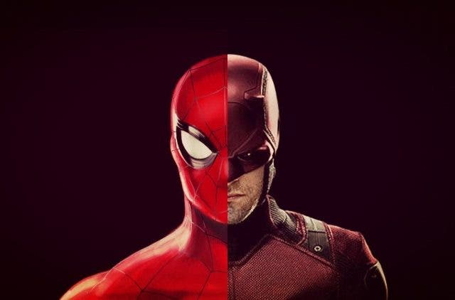 Daredevil Spider Man Marvel Movie