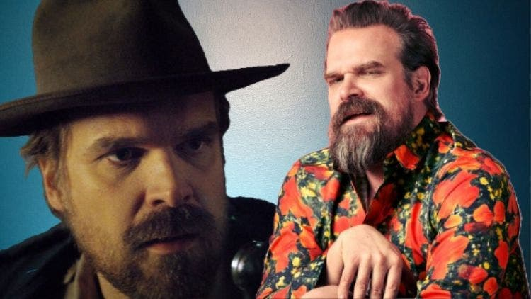 David Harbour Reveals Details About Stranger Things' New Hopper
