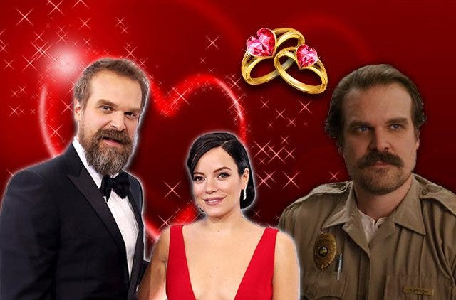 David Harbour Hopper Married DKODING