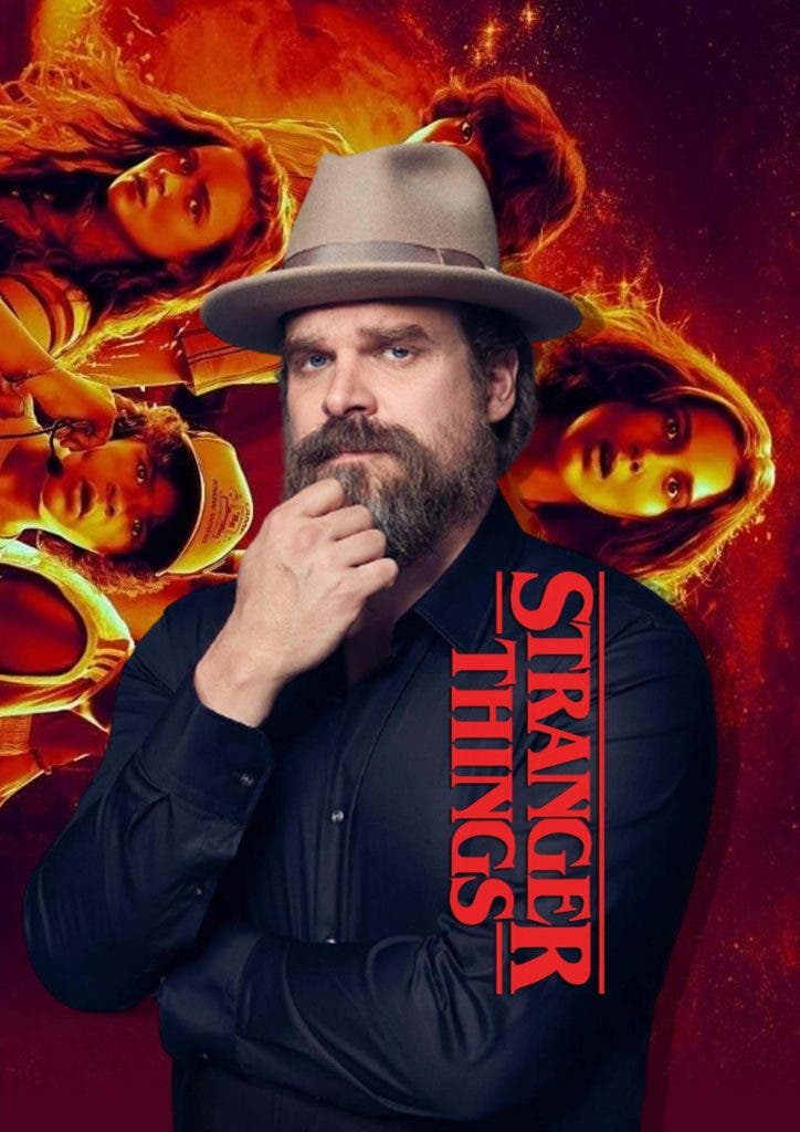 David Harbour cursed for doing this to 'Stranger Things' Season 4