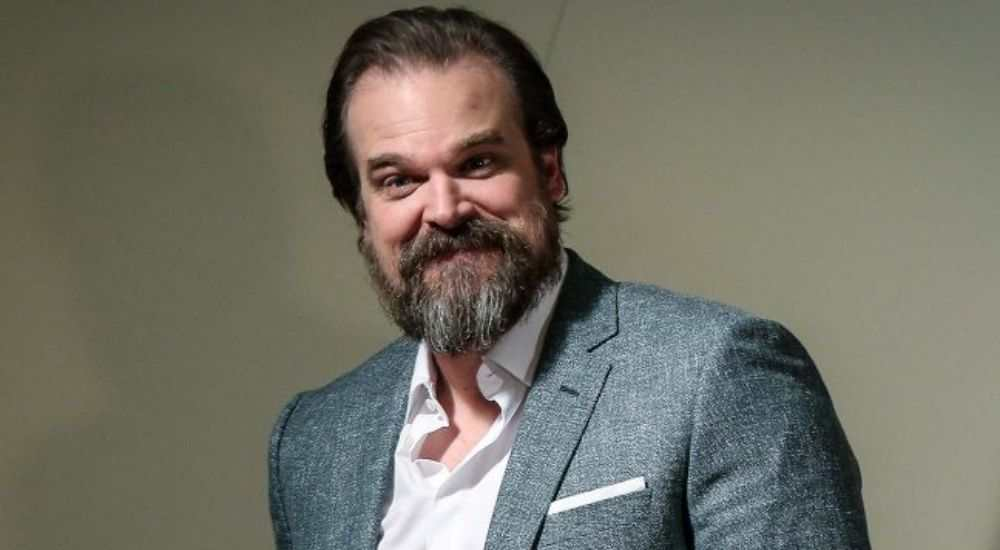 David Harbour took a new avatar