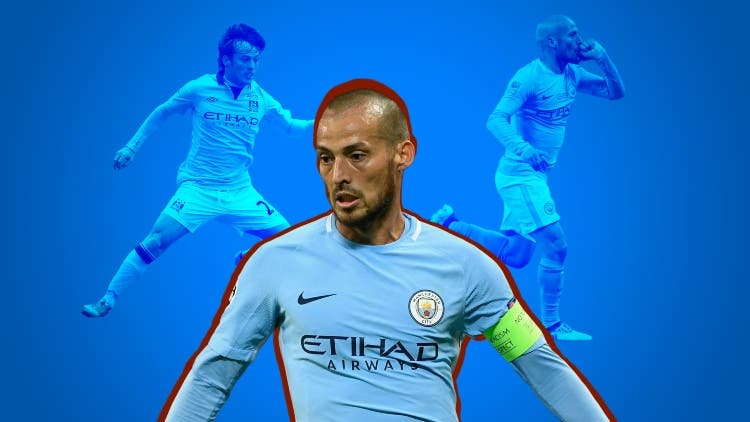 Ahead Of Manchester City's  Champions League QF Clash, David Silva Departs For Italy's Lazio