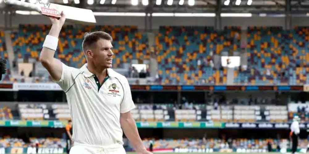 David Warner Test Cricket Sports DKODING
