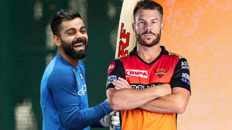 IPL Blues: David Warner Is Challenging Virat Kohli To Join TikTok