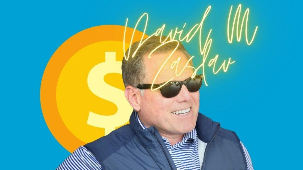 David Zaslav | 10 People With The Best Jobs In The World | DKODING