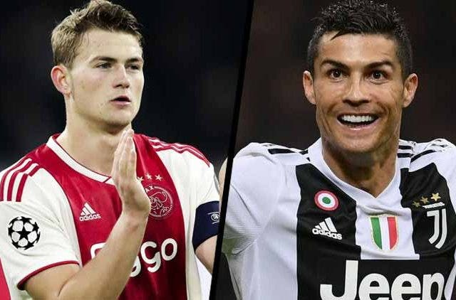 De-Light-Cristiano-Ronaldo-Juventus-Transfer-Football-DKODING