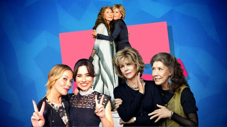 Is Dead To Me A Prequel Of Grace And Frankie? Let's Find Out Here