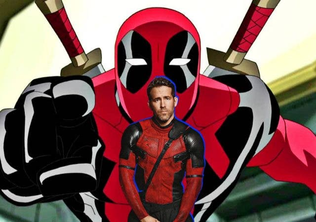 Ryan Reynolds Deadpool Animated series