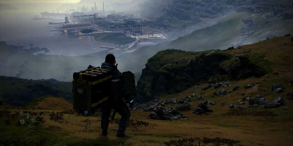 Death Stranding Review DKODING