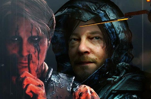 Death Stranding PS4 DKODING