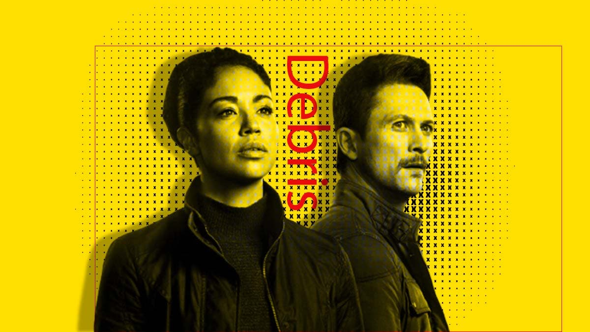 Is NBC's Debris' coming for a second season?