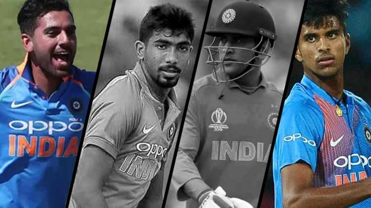 Deepak Chahar-Bumrah-Dhoni-Washington Sundar-Cricket-Sports-DKODING