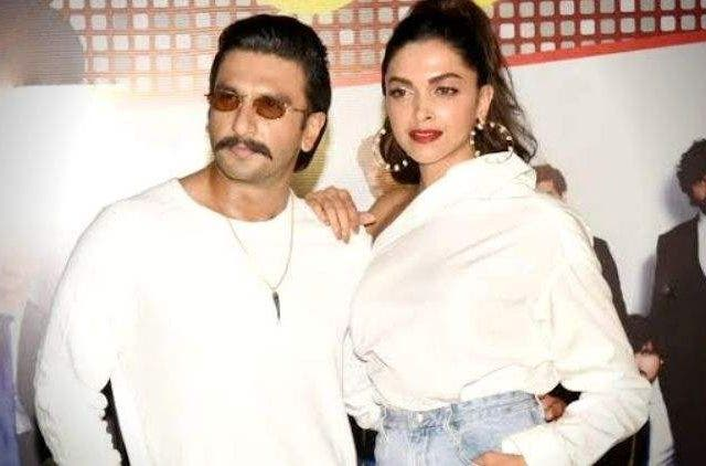 Deepika and Ranveer at 83 wrap up party Bollywood DKODING