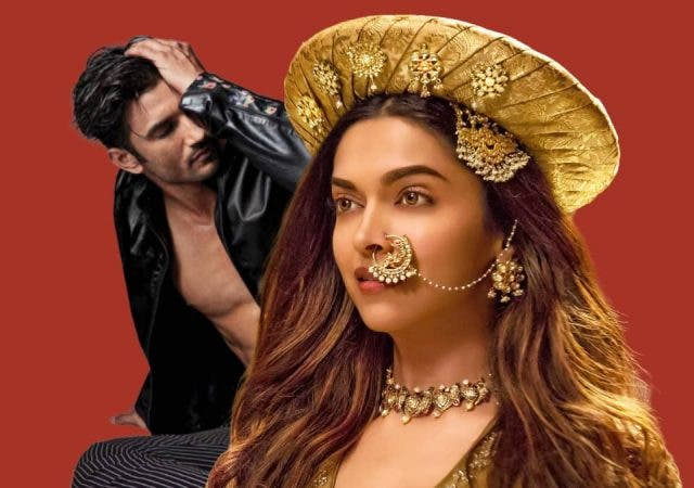 Deepika Padukone and SSR Death Probe