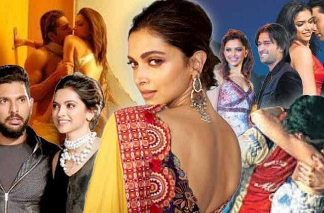 Deepika Padukone love affair