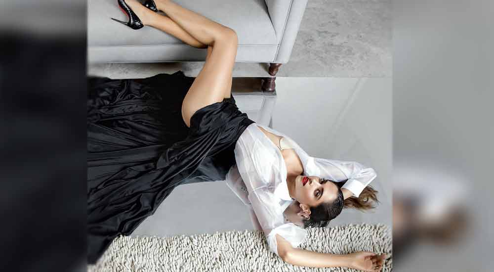Deepika Padukone Vogue photoshoot