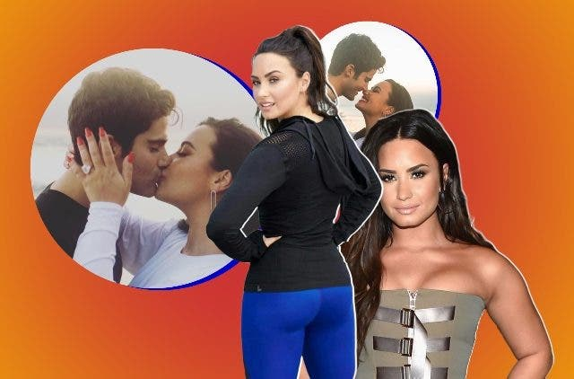 Demi Lovato Max Ehrich engaged DKODING