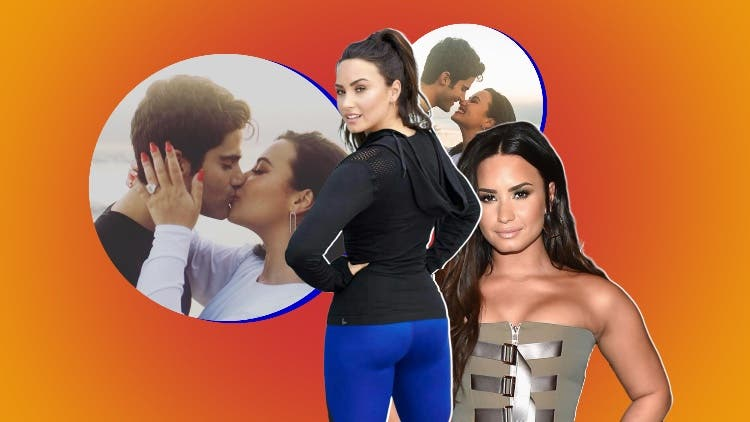 PDA ALERT! Photos of Demi Lovato & Max Ehrich Which Will Make You Wish For A Relationship Like Theirs