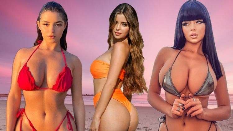 Demi Rose Choses The World's Tiniest Bikini For An Eye-Popping Snap
