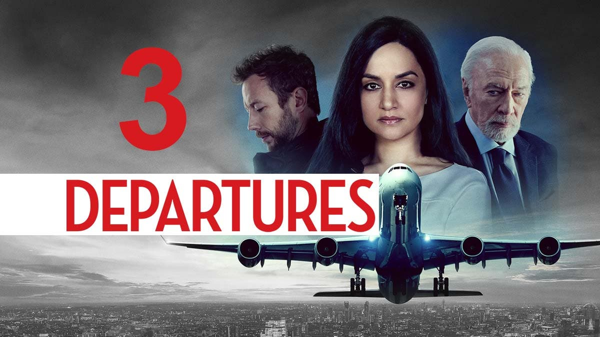 Departure Season 3 renewed or cancelled by Peacock