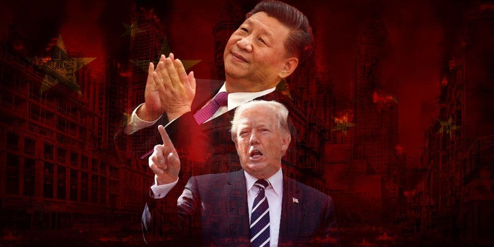 Economic Reset, War And Peace: Trump's China Legacy