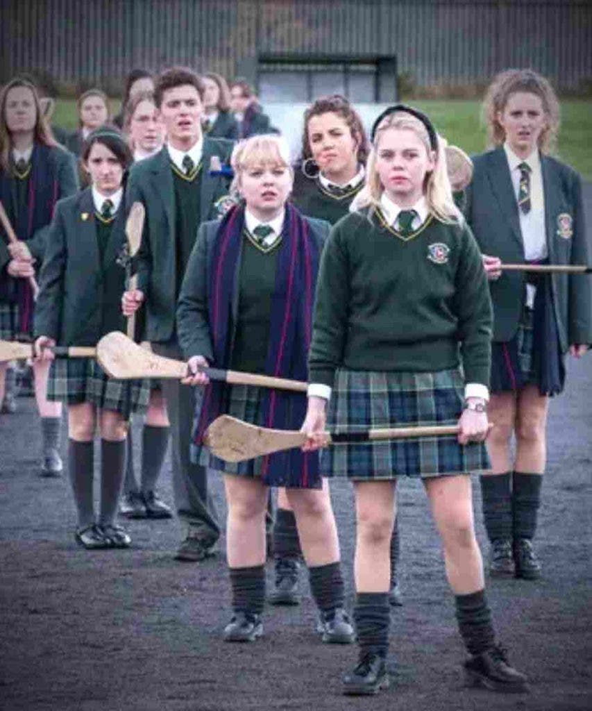 Derry Girls Netflix DKODING