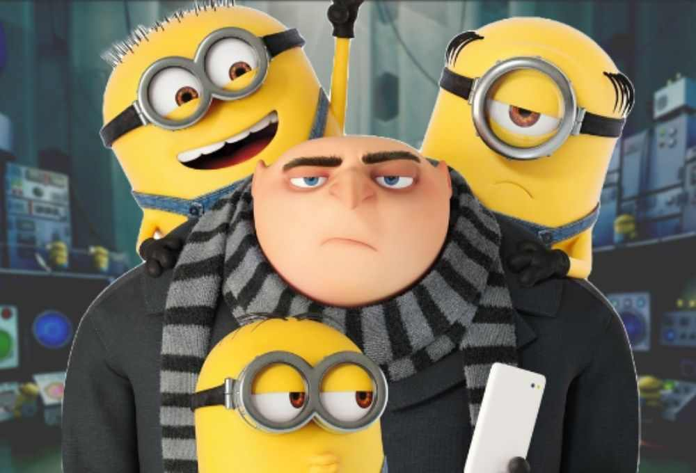 Gru and his Physical Powers DKODING