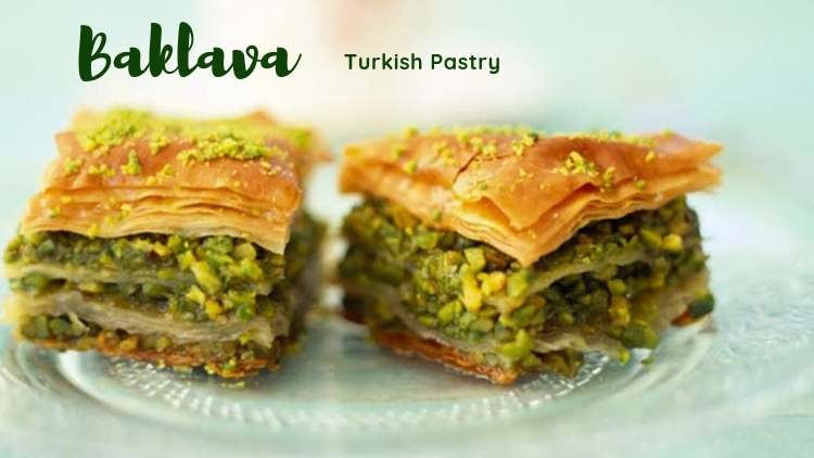 Desserts-baklava-travel-and-food-lifestyle-DKODING